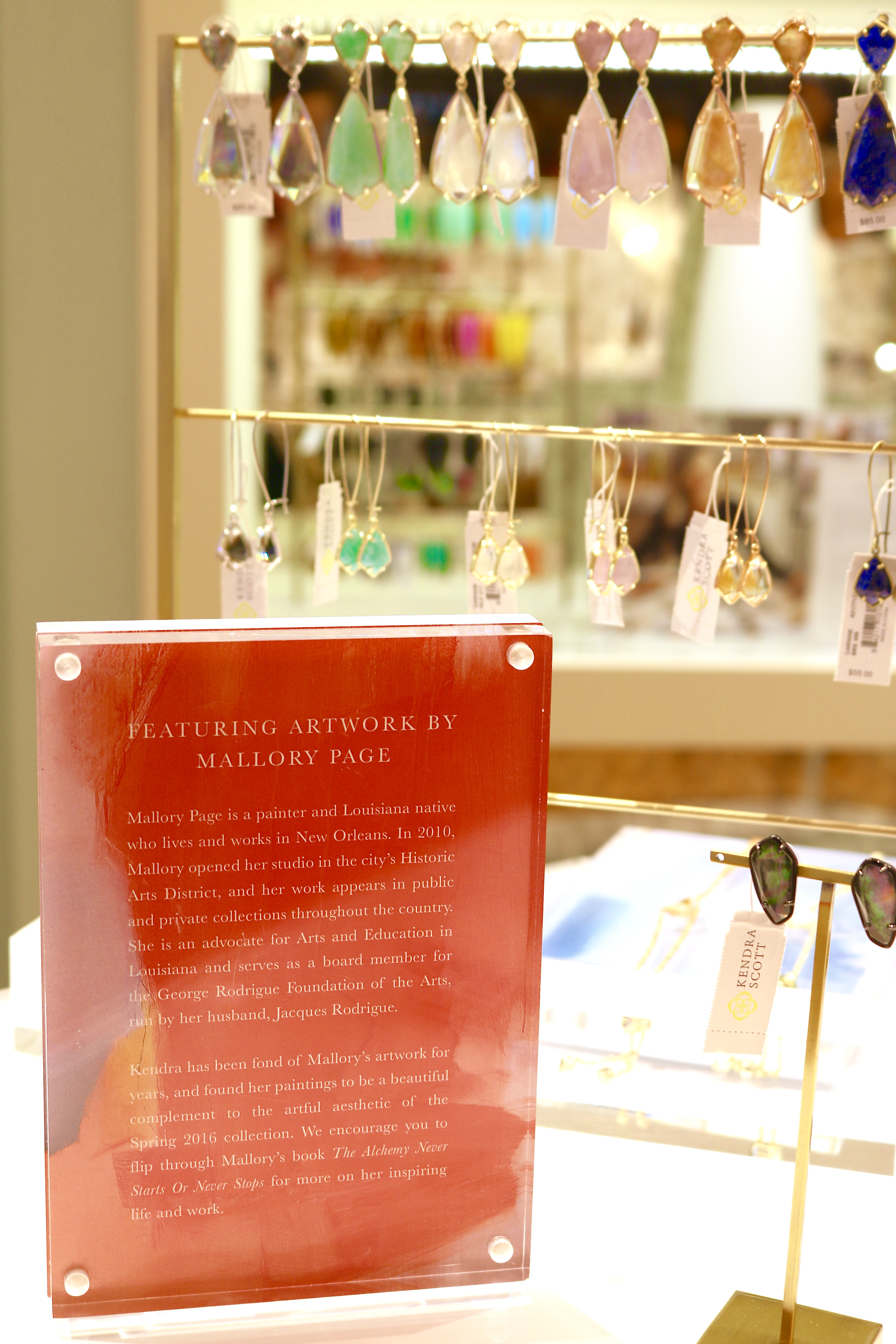 Bowtiful Life Kendra Scott Chicago Spring 12