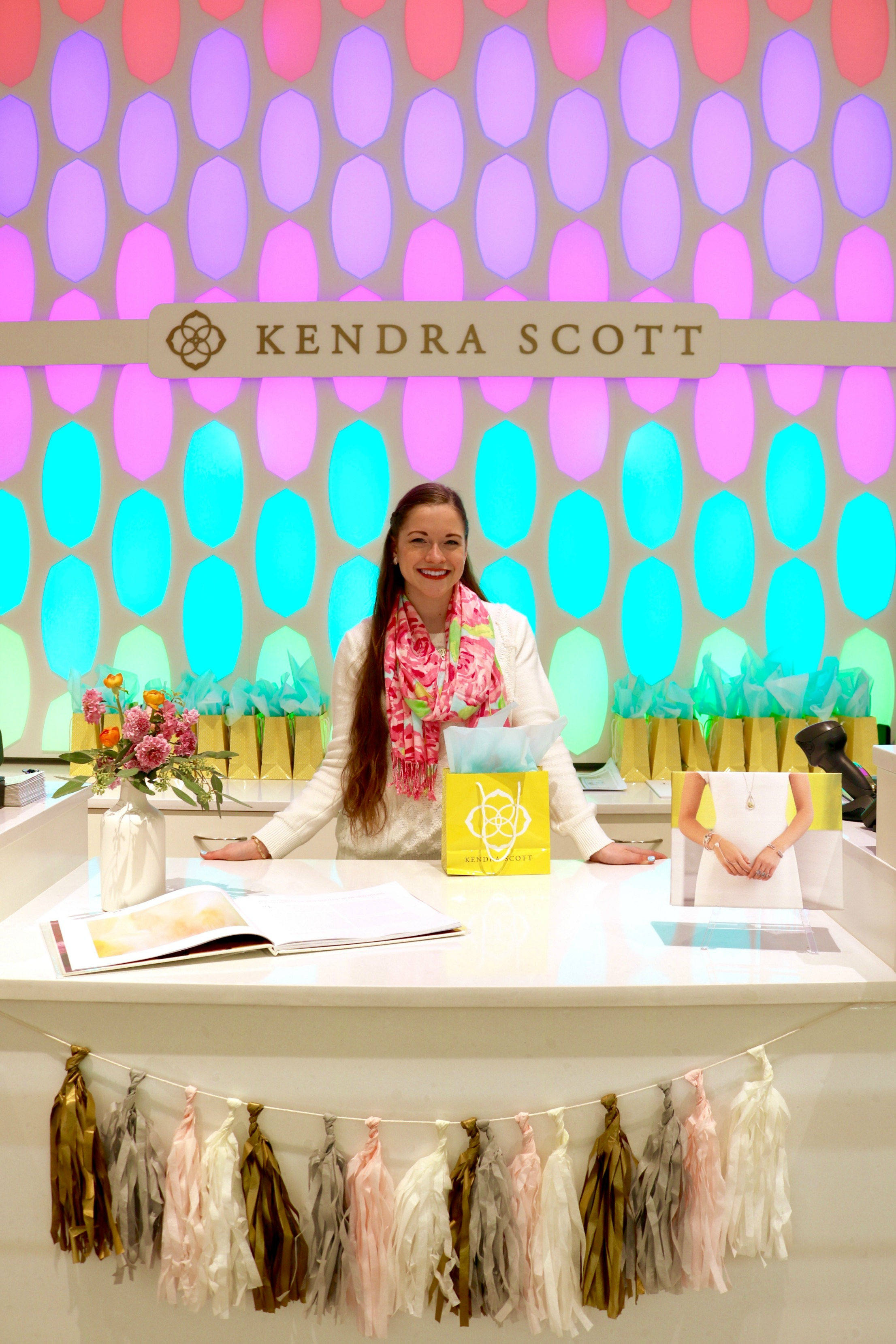 Bowtiful Life Kendra Scott Chicago Spring 2