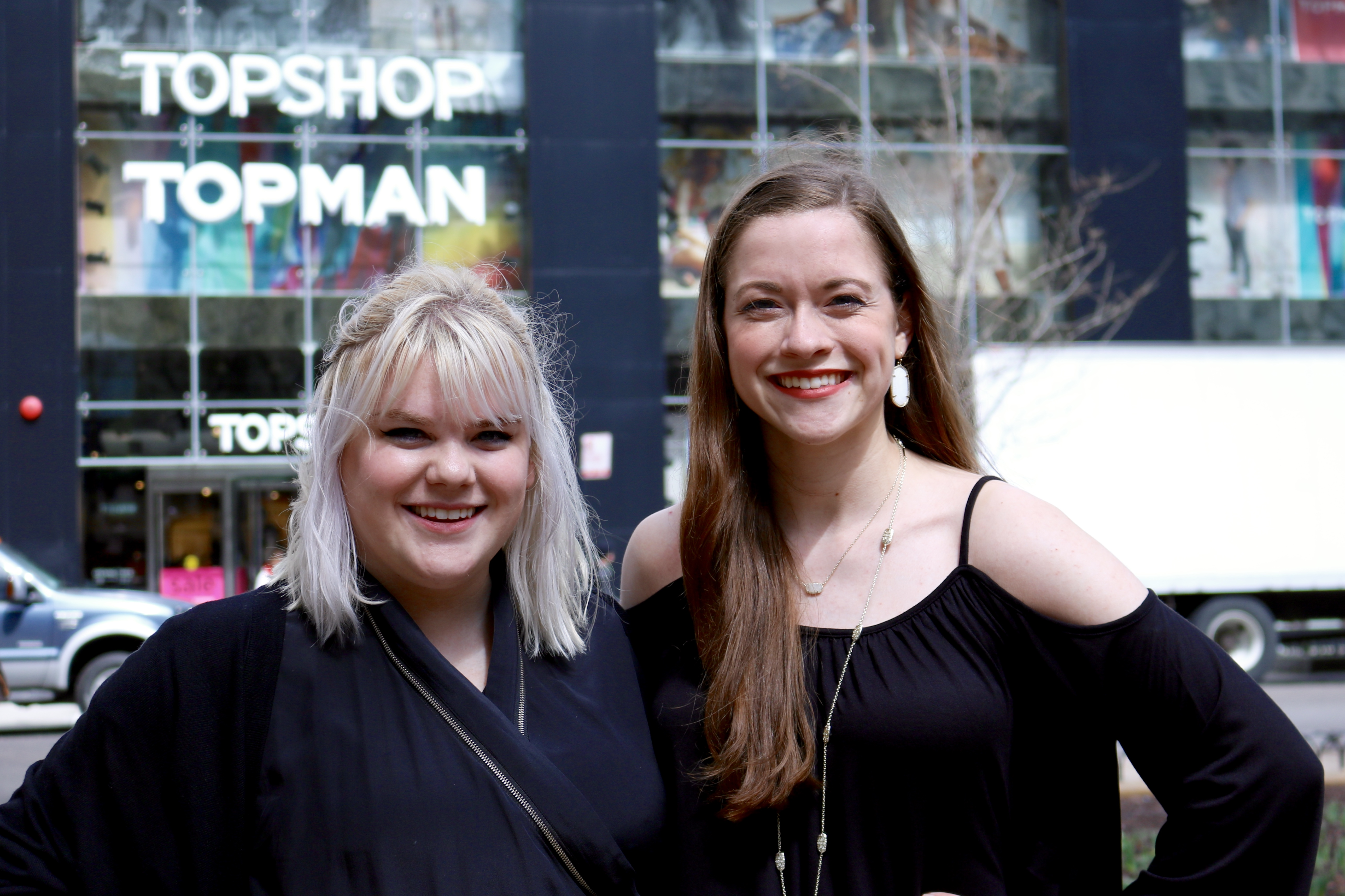Bowtiful Life and Haute Tempered Topshop x Her Campus Event 2016 2