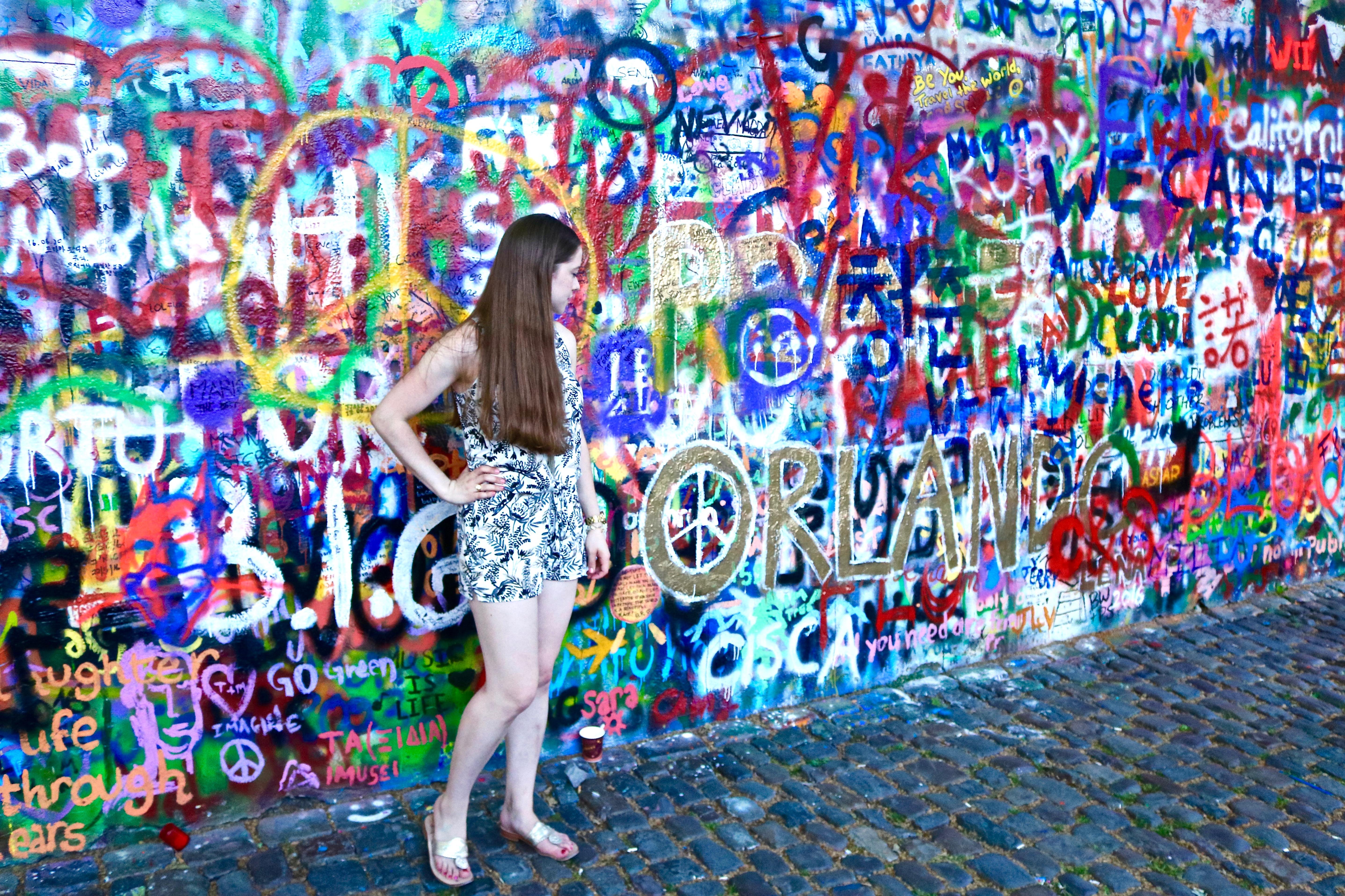 Lennon Wall Prague bowtifullife.com 7