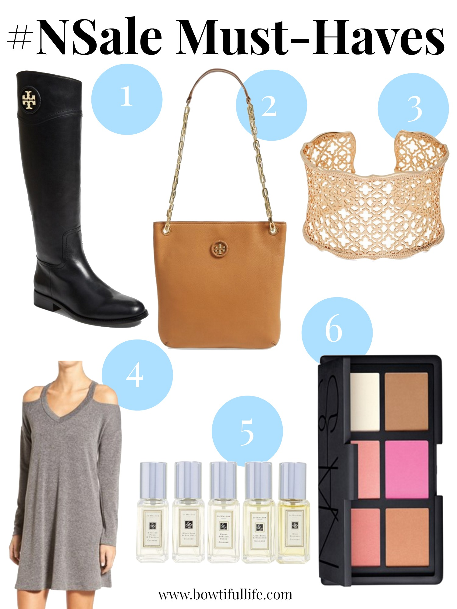 Nordstrom Anniversary Sale Must Haves www.bowtifullife.com