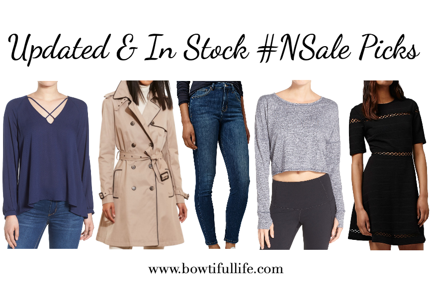Updated & In-Stock Nordstrom Anniversary #NSale Picks 2016   Bowtiful Life www.bowtifullife.com