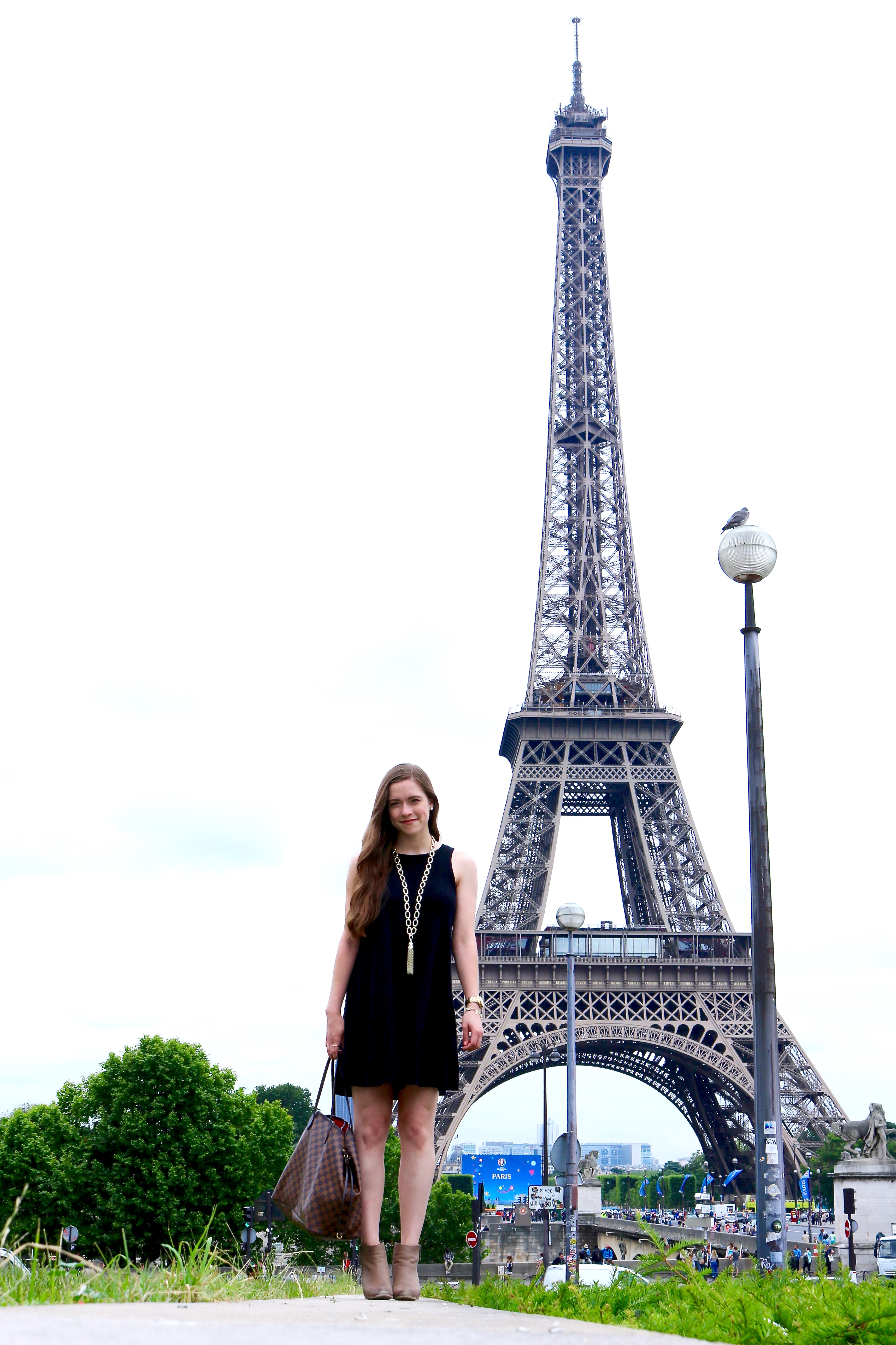 Paris Eiffel Tower 2016 Outfit   Bowtiful Life 6